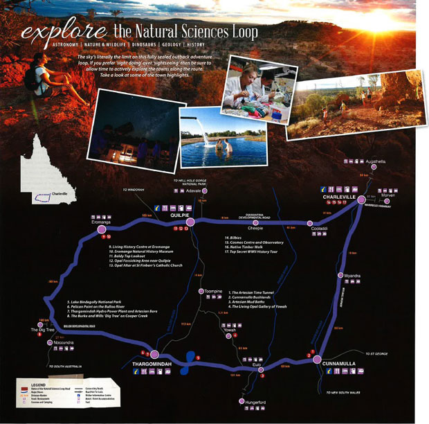 Natural sciences loop drive